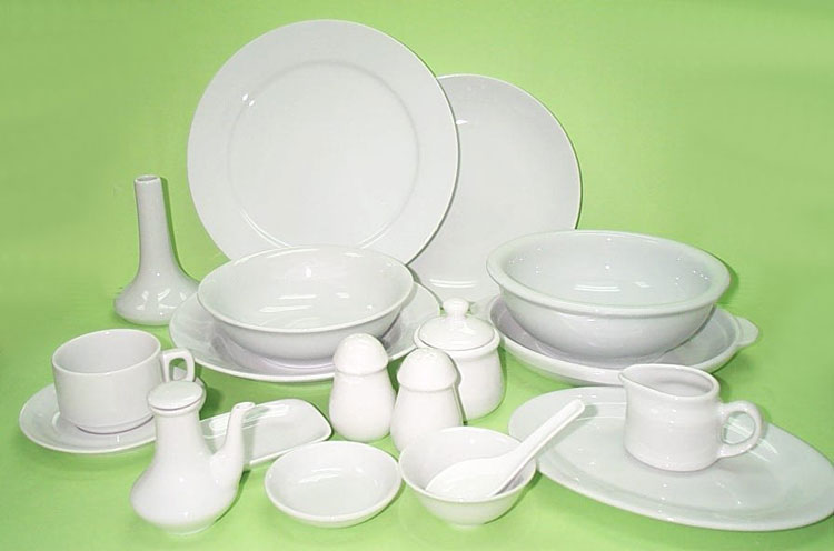 Porcelain dinner set - PollinG Of Life Style Comp For FEb 2013